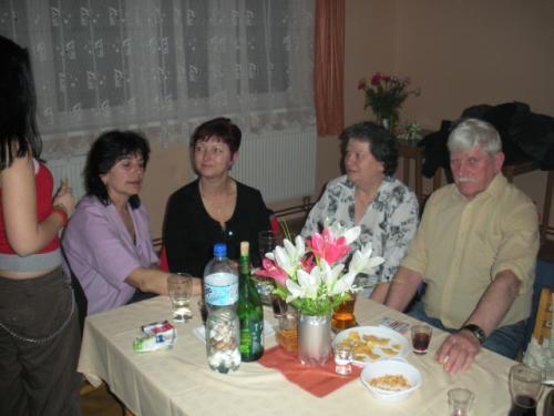 Oslava MDŽ 13.3. 2010
