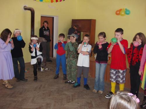 Maškarní - 14.2. 2009