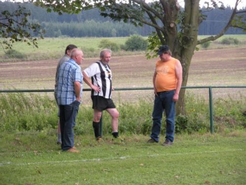 Setkání bývalých hráčů TJ Sokol H.K. 14.8. 2010